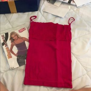 NWT waist reducer top Faja